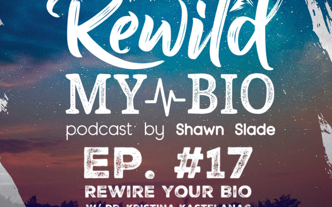Ep. 17 Rewire Your Bio w/ Dr. Kristina Kastelanac ND and Dr. Richard Vuksinic ND