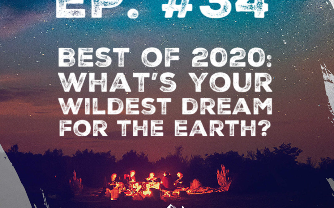 Ep. 34 Best of 2020: What is Your Wildest Dream for the Earth?